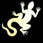 lizard reverse silhouette